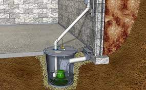 Sump Pumps can prevent water damage and flooding in homes
