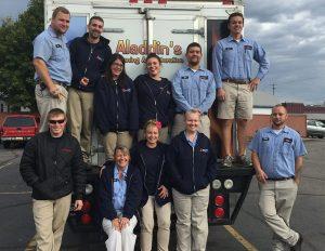 our restoration team