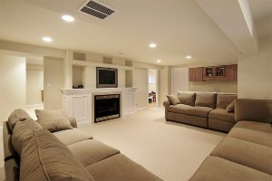 sectional cleaning services