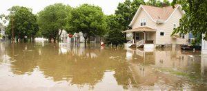 my house flooded