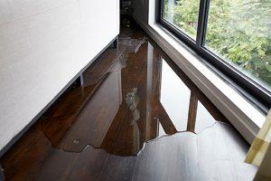 water damage restoration flint