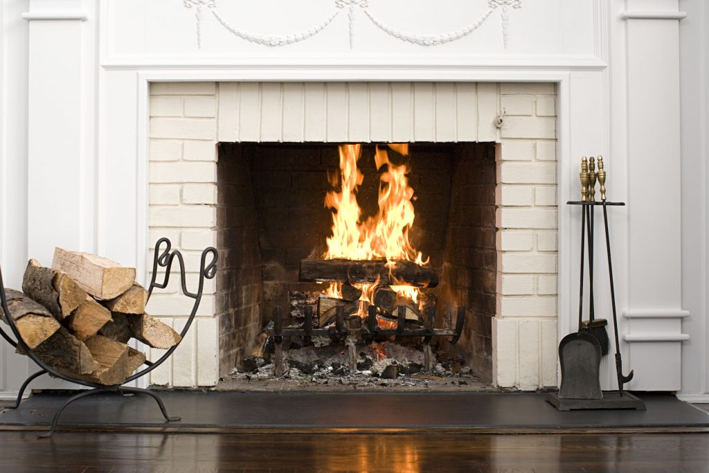 Rochester Hills house fires can be prevented by properly maintaining your fireplace or wood burning stove.