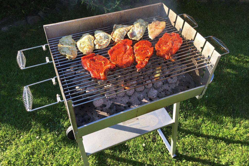 Metamora home fires can be prevented by proper grill and fire pit maintenance.