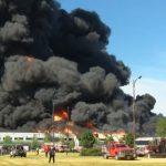 Fire damage Lapeer MI