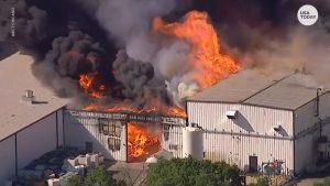 Fire damage restoration service Lapeer, MI