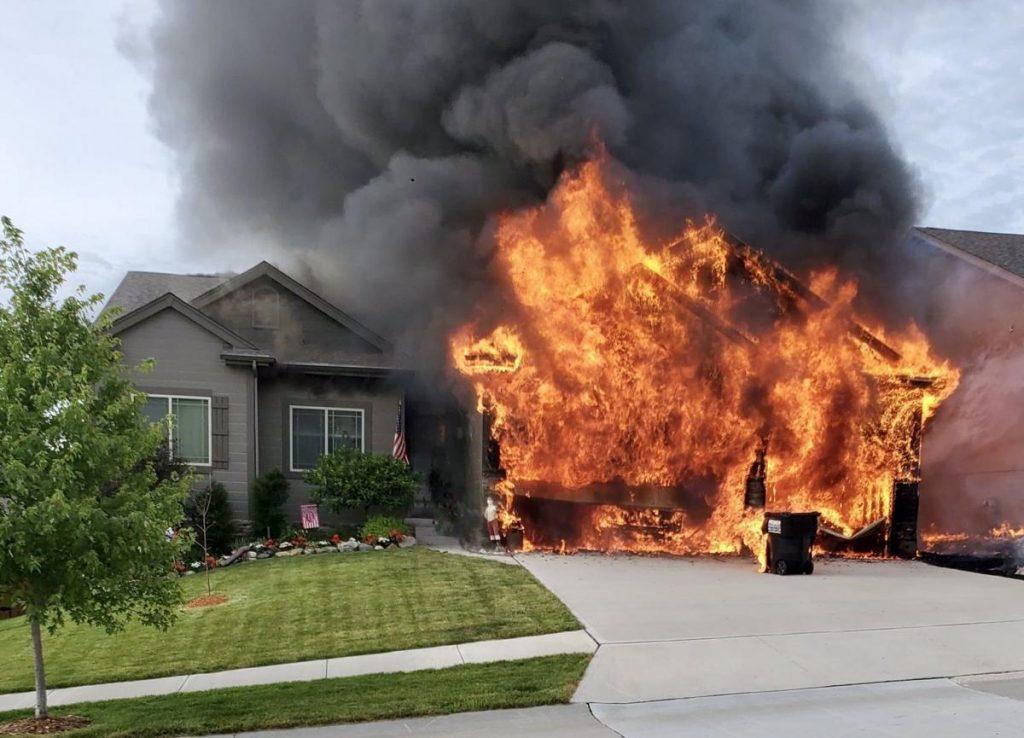 Fire damage restoration Lapeer