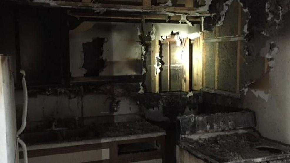 Fire damage cleanup company Grand Blanc