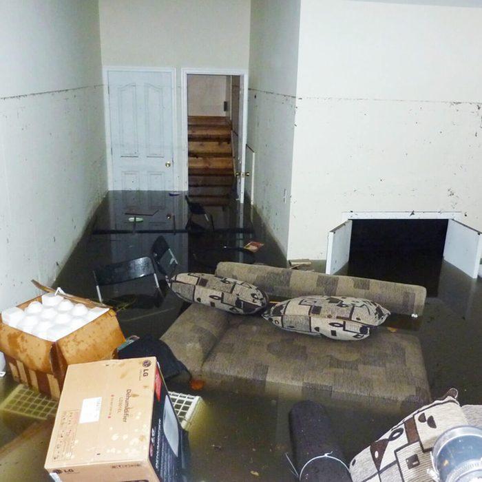 Water damage Davison